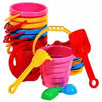 Песочный набор А, песочные наборы,игрушки в песочницу,наборы в песочницу,детская лейка