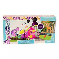 Набор игровой LP, лошадка, Фигурки,Детские игрушки,Динозавр