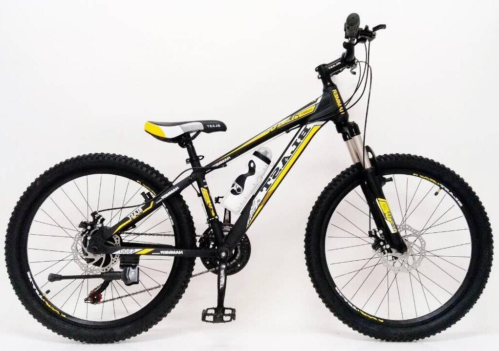 "Горный велосипед S300 Hammer Blast New Колёса 29''х2,25"". Алюминиевая рама 18"""