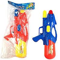 Водяной пистолет с насосом, MIX 3 ц, игрушечное оружие,детское оружие,игрушечный пистолет