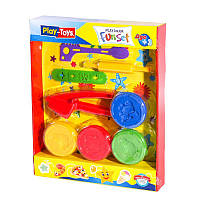 Масса для лепки Funset, наборы для творчества,детский пластилин,тесто для лепки,лепка