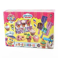 "Набор для творч.""Тесто для лепки""MasterDo Кондитер, наборы для творчества,детский пластилин,тесто для"