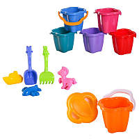 """Песочный набор """"Колокольчик"""" №3, песочные наборы,игрушки в песочницу,наборы в песочницу,детская лейка"""