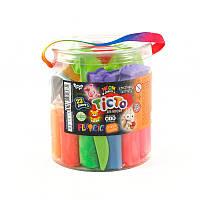 """Креативное творчество Тесто для лепки """"FLUORIC"""", наборы для творчества,детский пластилин,тесто для лепки,лепка"""