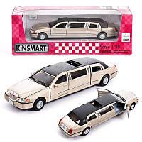 Машинка металлическая KINSMART