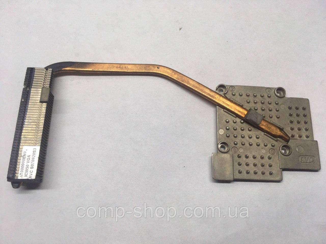 БУ Система охлаждения Acer Aspire 5520 AT000000EV0 ICW50 VGA (Оригинал)
