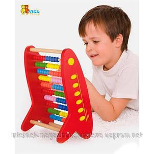 Набор для обучения Viga Toys Счеты (59718), фото 2