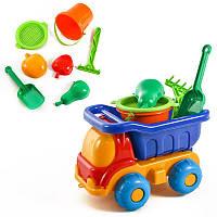 Детский набор: машинка с песочным набором, машинка,детские машинки,машинки для мальчиков,машина игрушечная