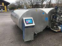 Танк -охладитель молока  фирмы Serap RL/20  4600 л. б/у   2002г/в