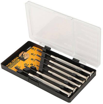 Tolsen Tools Набір міні-викруток 6 шт, фото 2