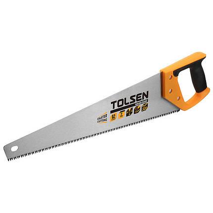 Tolsen Tools Пилка по дереву 450 мм, фото 2