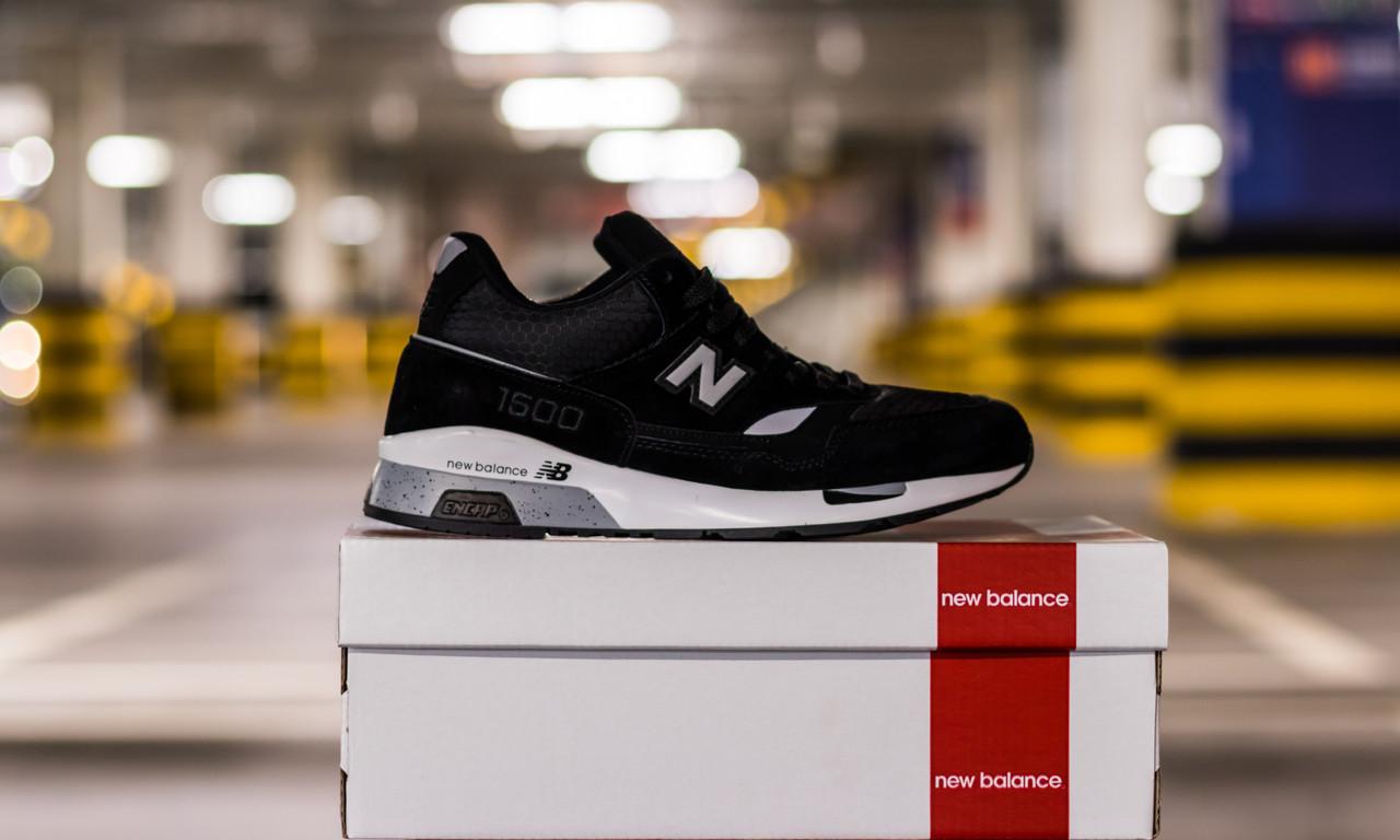 Кроссовки мужские New Balance 1500 Black