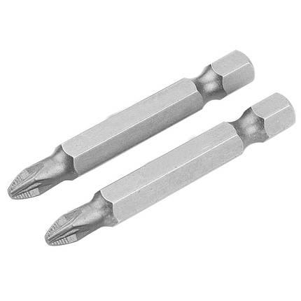 Tolsen Tools БІТИ Хрестові POZIDRIV 50 мм PZ 1 (ACR), фото 2