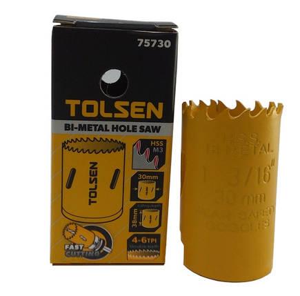 Tolsen Tools Біметалічна коронка 46 мм, фото 2