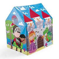 Дитячий ігровий намет будиночок Intex Середньовічний замок (45642)