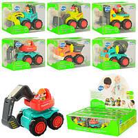 Стройтехника 3116B, машинки для детей,детские машинки,машинка,игрушки для мальчиков