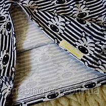 Стильна водолазка - гольф зебри Five Stars KD0280-98p, фото 3