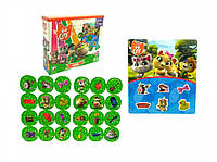 """Игра настольная """"Лото. 44 Cats"""" VT8055-13 (укр), детские развивающие настольные игры,игрушки для"""