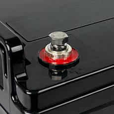 Универсальный гелевый аккумулятор GEL UKC 6-CNF-120 12V 120Ah (Аккумуляторная батарея 12В 120Ач), фото 3