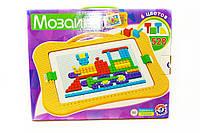 Мозайка - 8 ТЕХНОК, мозаика для детей,мозаика детская,игрушки для малышей,детская мозаика технок