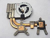 БУ Система охлаждения с кулером HP Pavilion dv7 4000 P/N:3MLX8TATP20 (Оригинал)