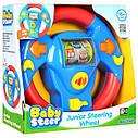 Детская музыкальная игрушка Руль Keenway Baby Steer (13711), фото 2