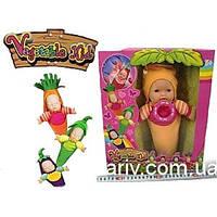 Кукла детская в костюмах овощей 41001