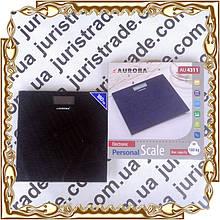 Ваги підлогові 180 кг., електронні Aurora 4311
