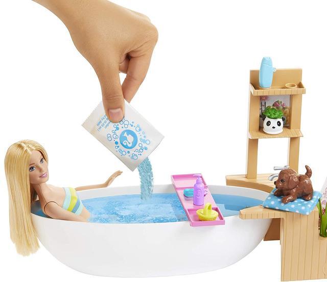 Barbie Fizzy Bath