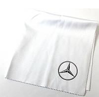 Серветка для очищення стекол Mercedes Microfiber Cloth, NM, артикул A000986500064