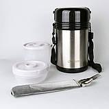 Термос пищевой для еды 2л, фото 3