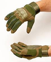 Рукавички Protect Armor Caoutch OLIV