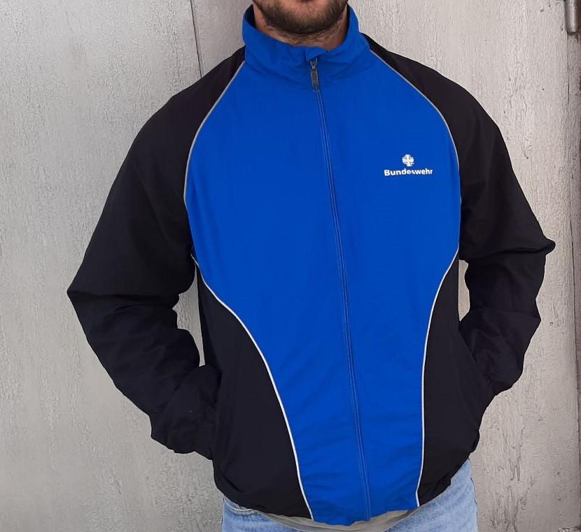 Куртка плащовка спортивна армії Бундесверу 1 сорт