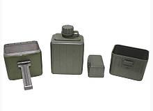 Котелок армии Югославии 4 предмета оригинал б/у высший сорт