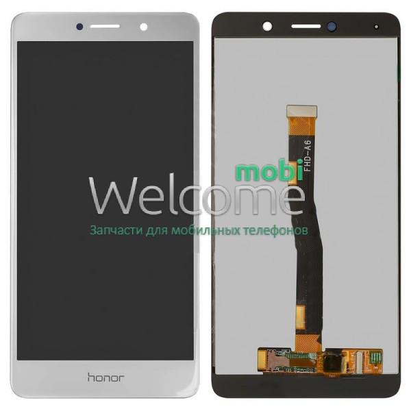 Модуль Huawei Honor 6X (BLN-L21),GR5 (2017),Mate 9 Lite white дисплей экран, сенсор тач скрин Хонор 6Х