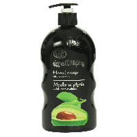 Жидкое мыло Unice Naturaphy для рук с маслом авокадо, 650 мл