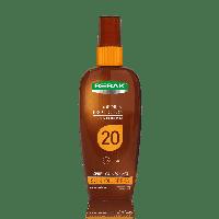 Масло-спрей для загара SPF 20, 150 мл