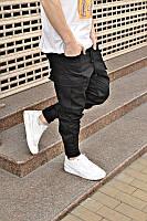 Мужские штаны Карго Asos черные