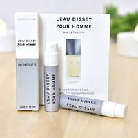 ISSEY MIYAKE L'eau D'issey Pour Homme (Иссей Мияке Ле Диссей Пур Хом) туалетная вода - 1ml (пробник)