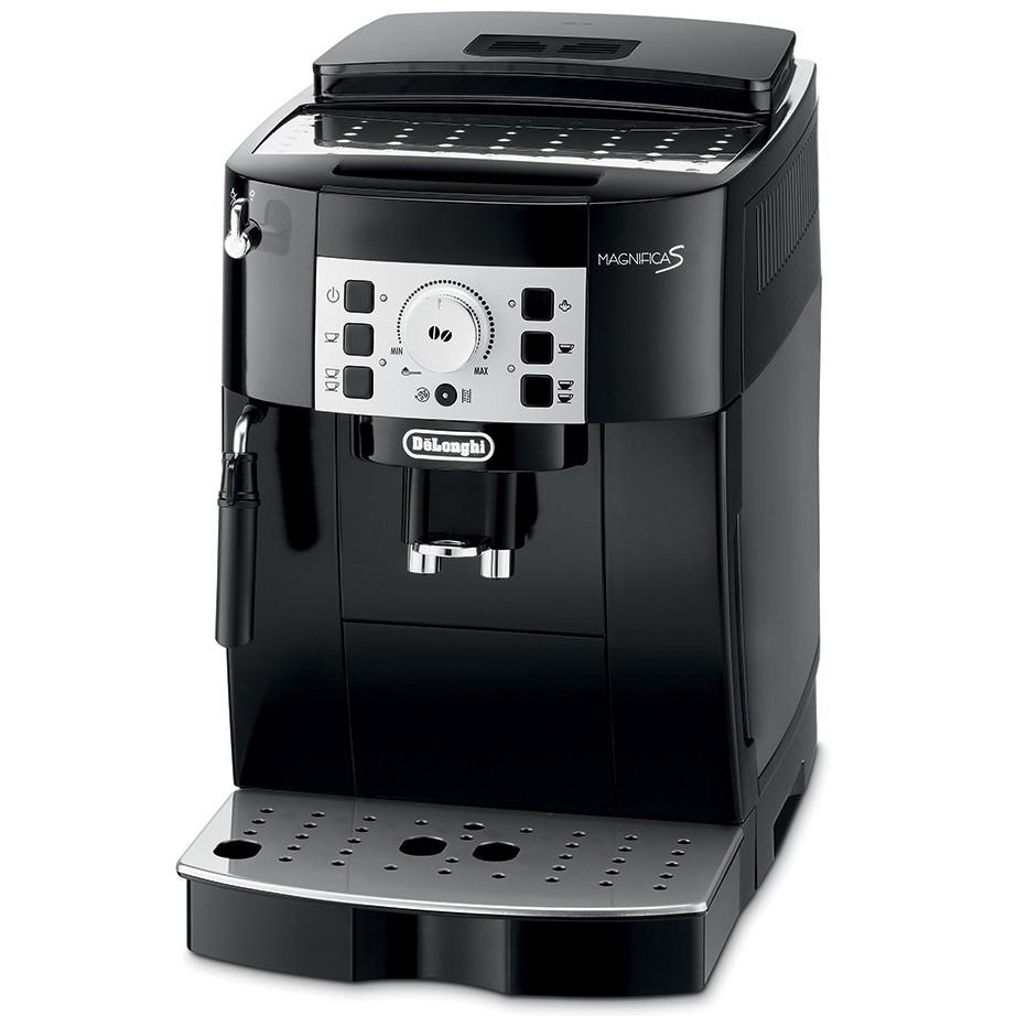 Автоматична кавомашина з капучинатором Delonghi Magnifica S ECAM 22.110.B