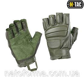 Перчатки беспалые M-Tac Assault Tactical MK.1, Olive