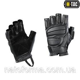 Перчатки беспалые M-Tac Assault Tactical MK.1, Black
