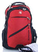 Рюкзак универсальный SWISSGEAR красный, фото 1