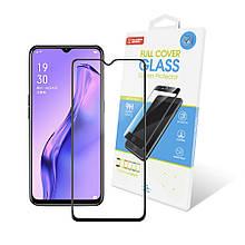 Защитное стекло Global для Oppo A31 2020 Full Glue Black (1283126503238)