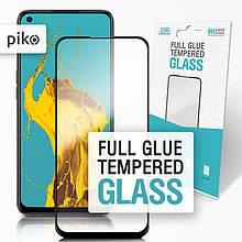 Защитное стекло Piko для Realme 6 Black Full Glue, 0.3mm, 2.5D (1283126500992)