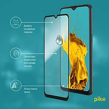 Защитное стекло Piko для Realme C3/6i/5 Black Full Glue, 0.3mm, 2.5D (1283126501005)