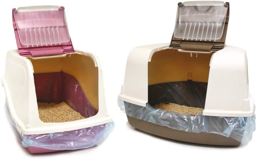 Пакеты для кошачьих туалетов Croci 70*40 cм 10 шт