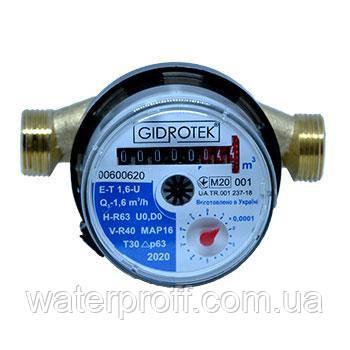 Счётчик для холодной воды (Gidrotek)