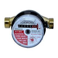 Счётчик для горячей воды (Gidrotek)