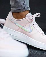 Кожаные кроссовки женские Nike Air Force (2020, Найк, размер 36, 37, 38, 39, 40) Кросівки жіночі Найк Аір Форс